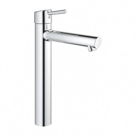 Grohe Concetto, mitigeur monocommande lavabo taille XL, chrome (23920001)