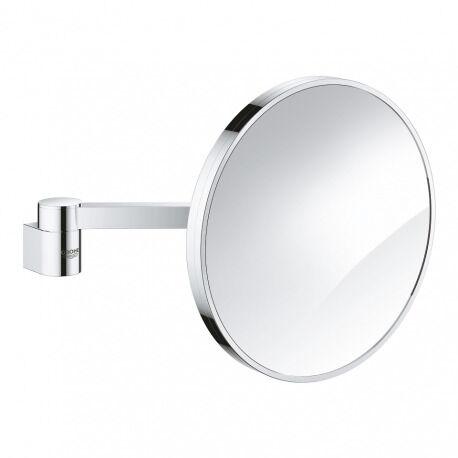 Grohe Selection, miroir cosmétique, couleur chrome (41077000)