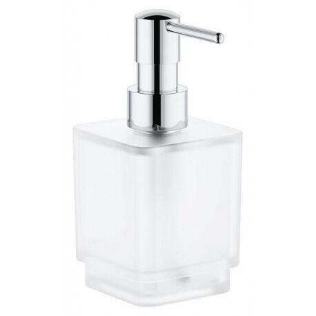 Grohe Selection Cube Distributeur de savon liquide, chromé (40805000)