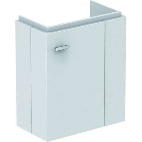 Ideal Standard CONNECT SPACE Meuble lave-mains 436x520x243 mm droite Couleur Gris laqué (E0371KR)