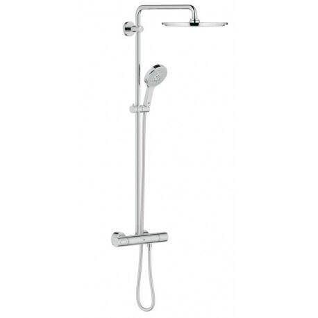 Grohe Rainshower® System 310 Colonne de douche avec mitigeur thermostatique (27968000)