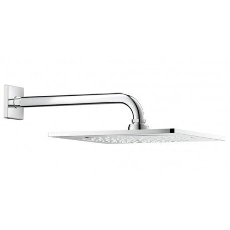 Grohe Rainshower F-Series 10″ Head shower set 275 mm, 1 spray, chromé (26070000)