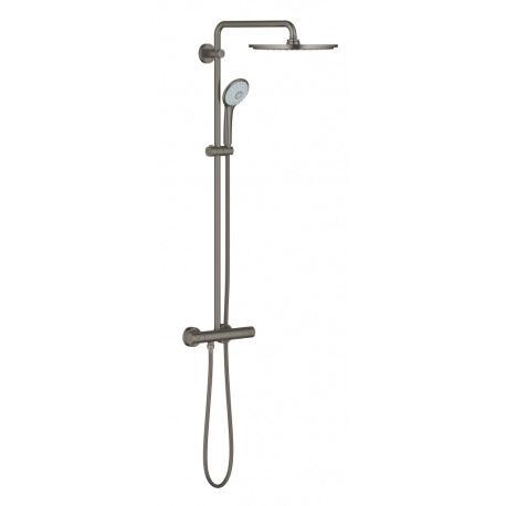 Grohe Euphoria System 310 Colonne de douche avec thermostatique pour montage mural (26075AL0)