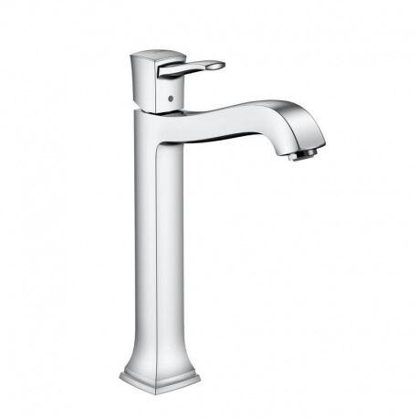 Hansgrohe Metropol Classic 260 Mitigeur surélevé pour vasque libre, avec tirette et vidage, chromé (31303000)