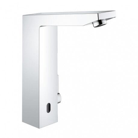 """Grohe Eurocube E Mitigeur lavabo infrarouge 1/2"""" avec limiteur de température ajustable (36441000)"""