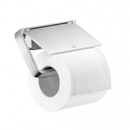Axor Porte-papier wc avec couvercle (42836000)