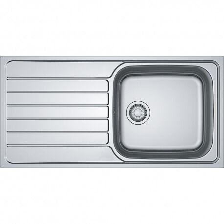 Franke Spark SKX611-évier de cuisine encastrable 100 Inox