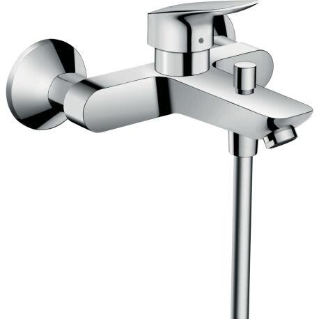 Hansgrohe Logis Mitigeur bain/douche C2 avec cartouche à 2 vitesses (71401000)