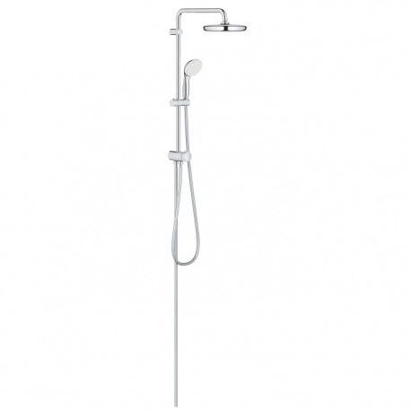 Grohe Tempesta System 210 Colonne de douche avec inverseur manuel (26381001)