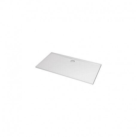 Ideal Standard Receveur ULTRA FLAT carré, 120 x 90 cm, extra-plat, avec traitement anti-dérapant, blanc (K5183YK)
