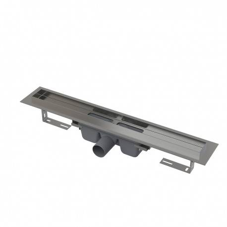 Alca APZ26 Professional Drain de douche avec bord pour grilles complètes (APZ6-550)
