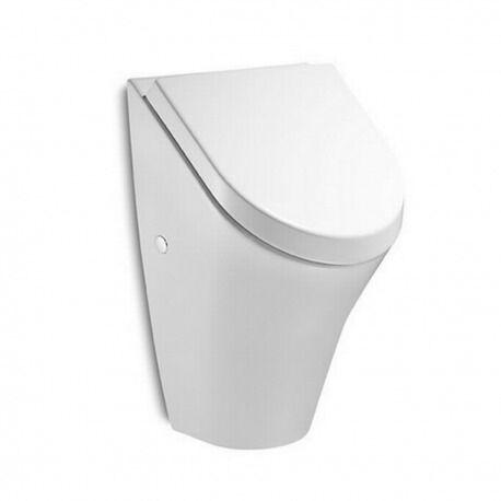 Roca Nexo Urinoir à rinçage radar intégré, vidage arrière + abattant soft close (SLP3536RZ)