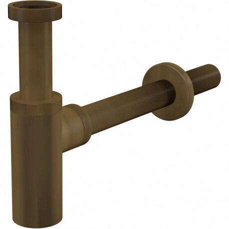 Alca Siphon de lavabo DN32, Bronze antique (A400ANTIC)