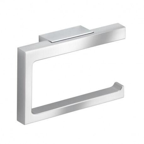 Keuco Edition 11 Porte-rouleau de papier toilette, fixation murale invisible, Chrome (11162010000)