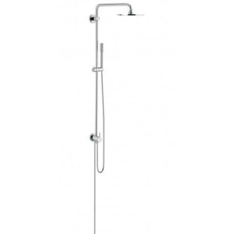 Grohe Rainshower System Colonne de douche avec inverseur manuel (27058000)