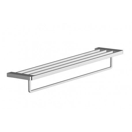 Ravak 10° Porte-serviette multi-barres 63cm, Métal, Chrome (X07P327)
