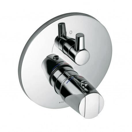 Kludi MX Mélangeur thermostatique de douche à encastrer (358350538)