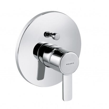 Kludi ZENTA Mitigeur de bain/douche à encastrer (386570575)