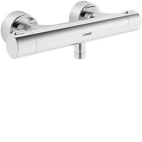 Hansa PRISMA Mitigeur thermostatique de douche, DN 15 (G 1/2) (58080101)