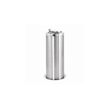 Sanela Fontaine à boire en acier inoxydable, hauteur 800 mm (SLUN 23)