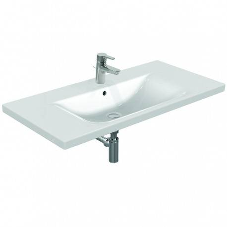 Ideal Standard Connect Lavabo blanc 100 x 49 cm (E812601)