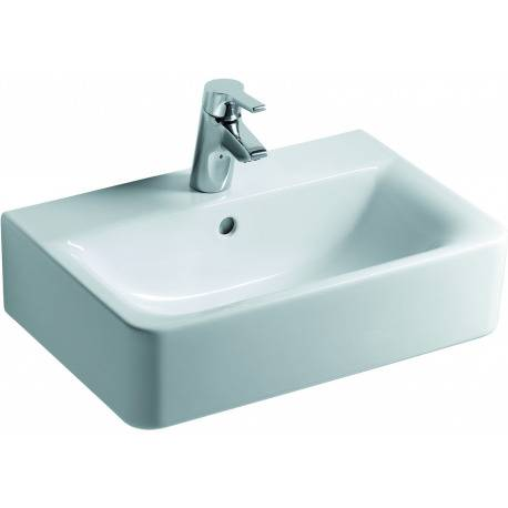 Ideal Standard CONNECT Lavabo compact 550 x 175 x 375 mm, blanc (E714001)