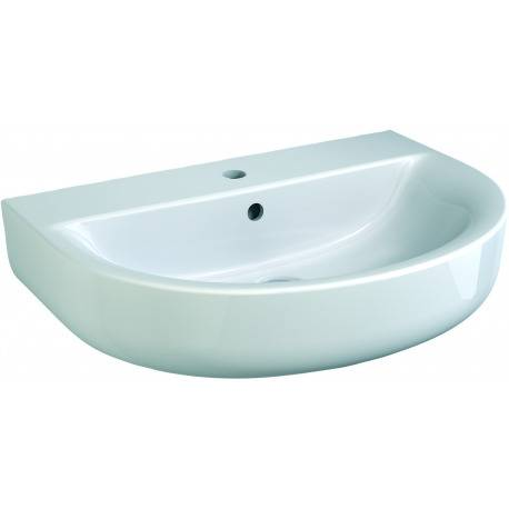 Ideal Standard CONNECT Lavabo 650 x 175 x 460 mm blanc (E773201)