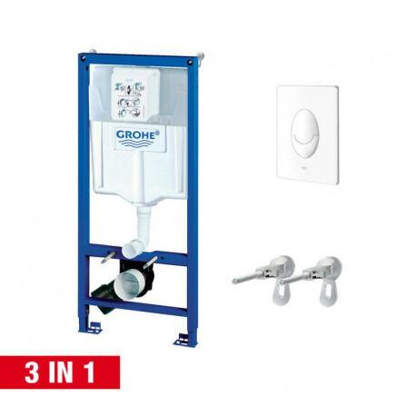 Grohe Rapid SL set 3 en 1 pour WC (38722001)