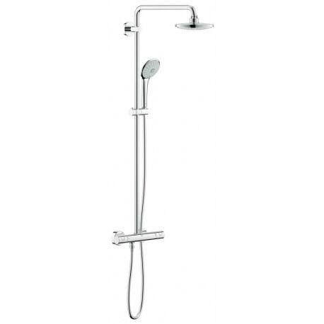 Grohe Euphoria System 180 Colonne de douche avec mitigeur thermostatique (27296001)