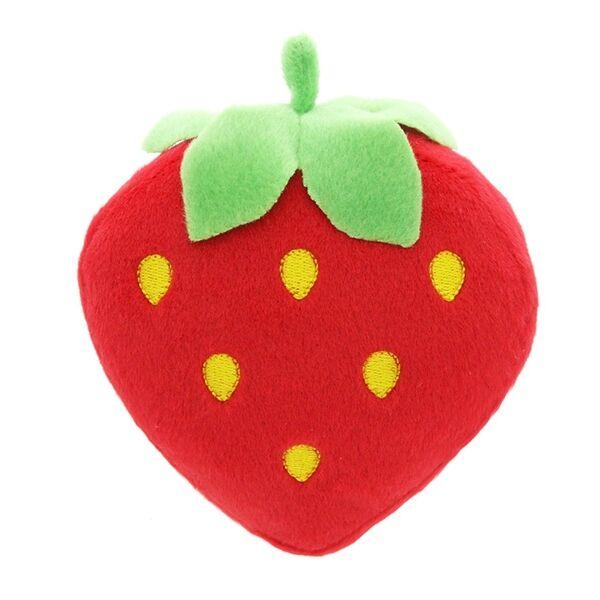 Oh Pacha Jouet pour chien fraise