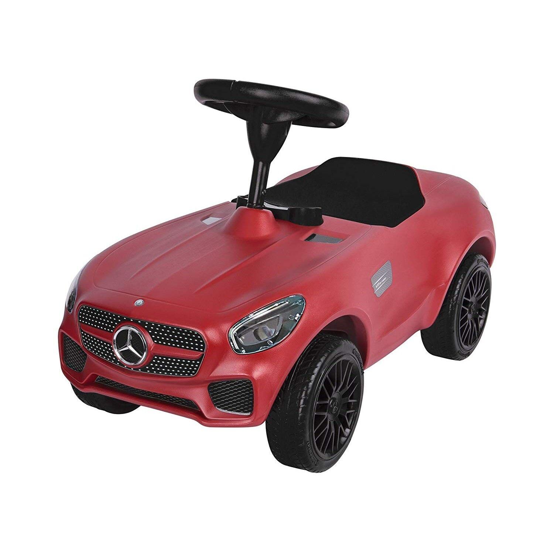 Simba Big Porteur Bobby Simba Car Mercedes-benz Amg Gt Rouge