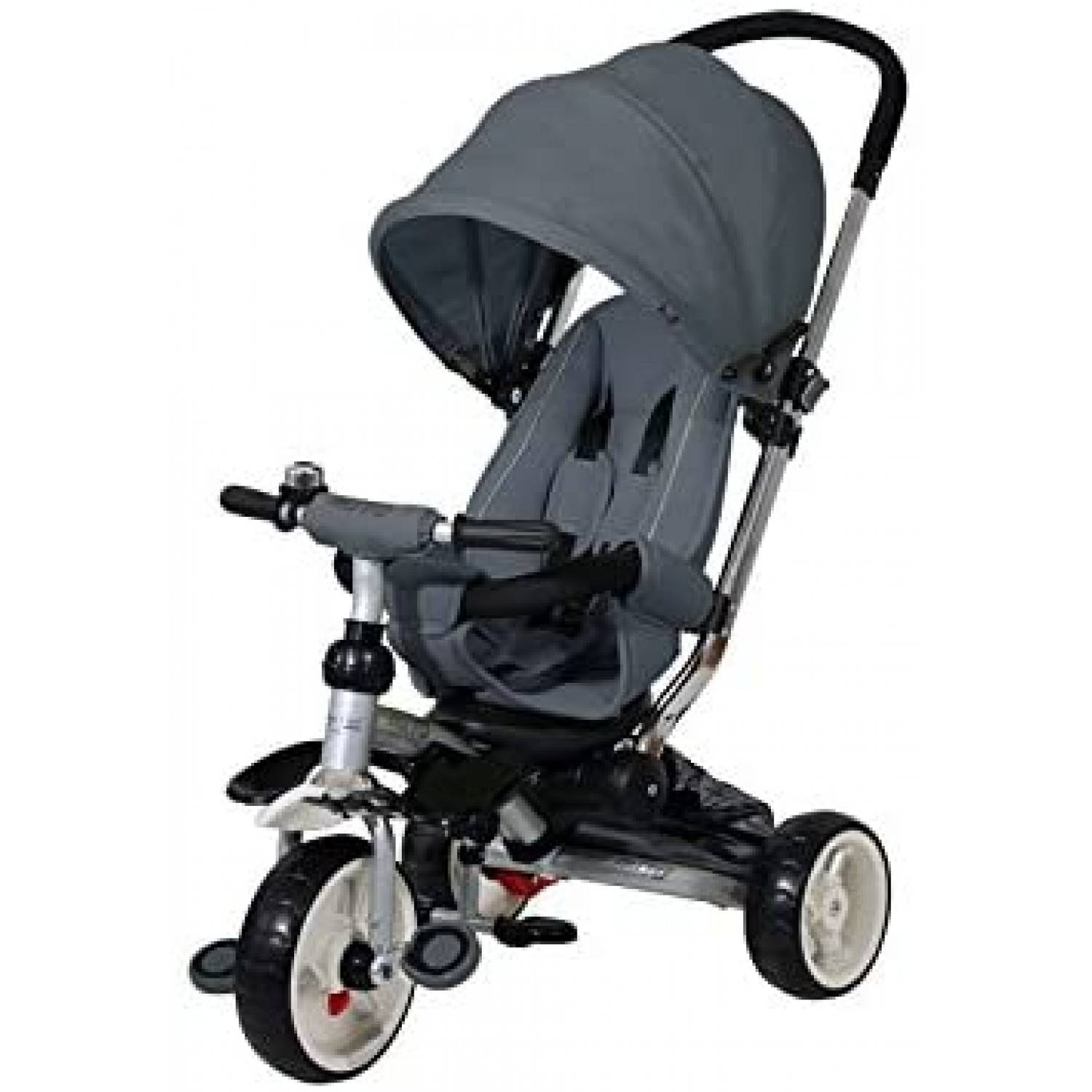 Baby's Clan Tricycle Baby's Clan Giro Mito Gris Foncé