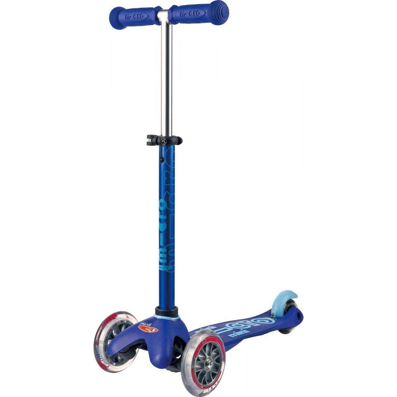 Micro Mini Deluxe Scooter Bleu