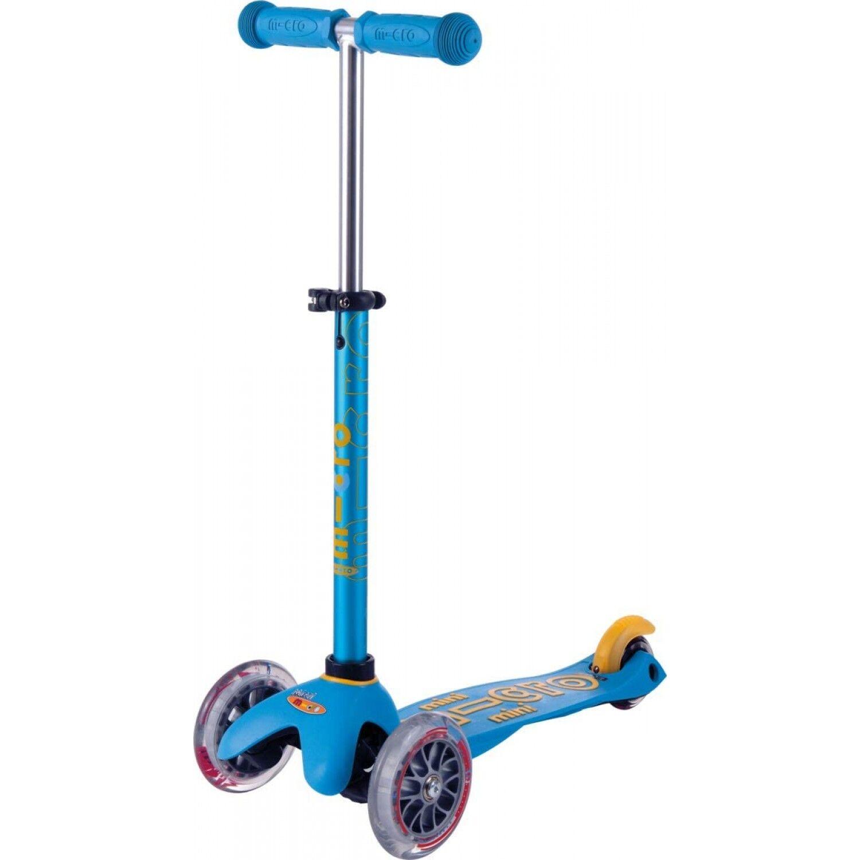 Micro Trottinette de luxe Ocean Blue Micro Mini