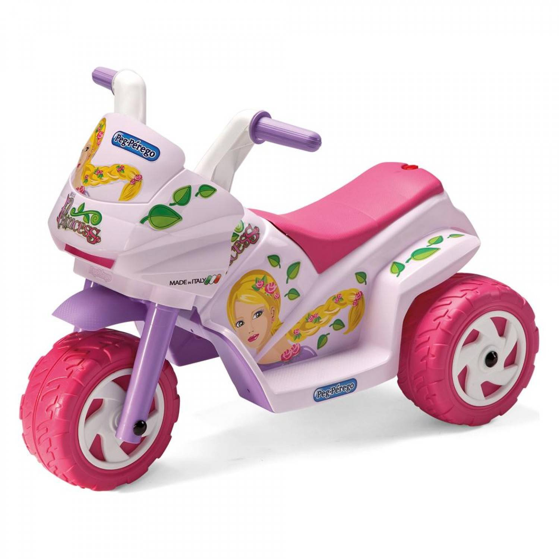 Peg Perego Moto électrique Peg Perego Mini Princess