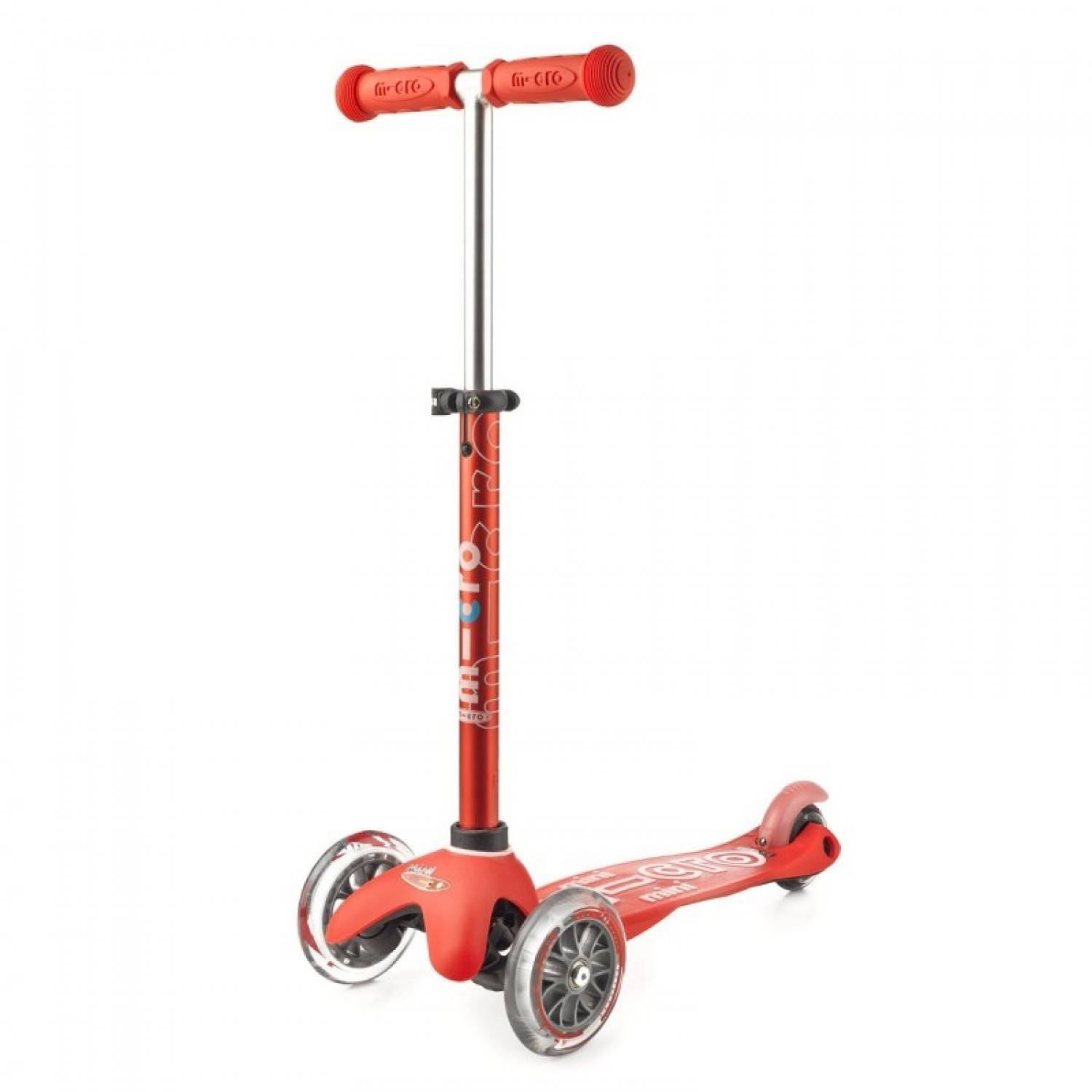 Micro Mini Deluxe Scooter Rouge