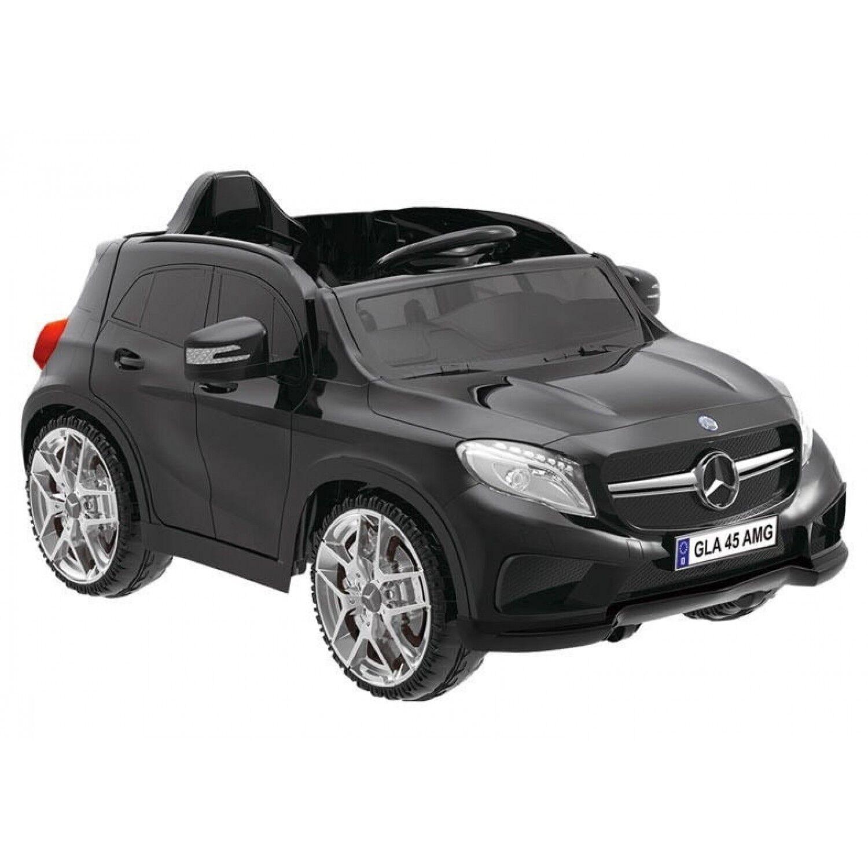 Biker Toys Voiture électrique Biker Toys Mercedes GLA 45 Noir