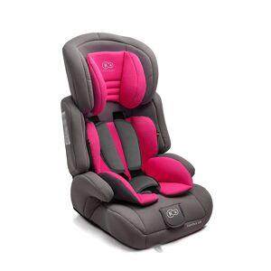 Kinderkraft Siège auto évolutif Comfort Up gr.1/2/3 pink - Publicité