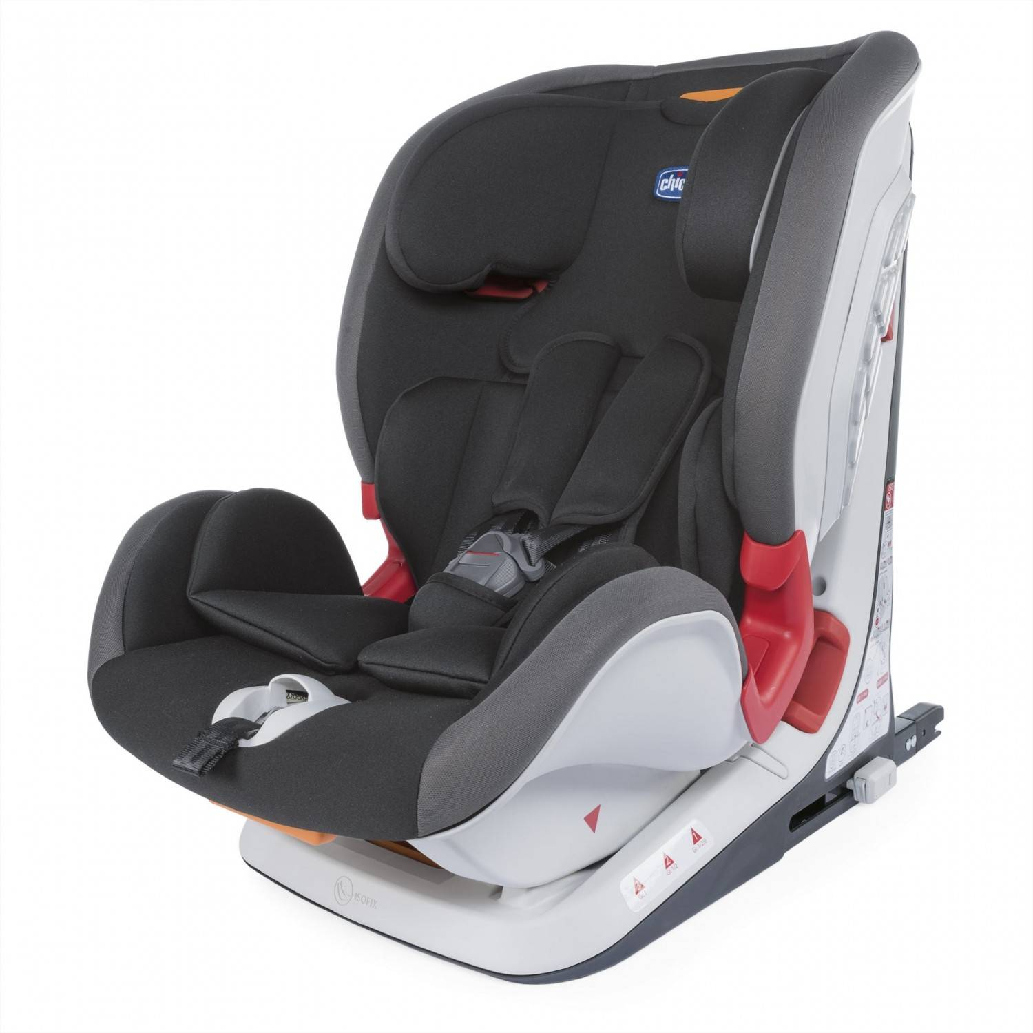 Chicco Siège-Auto Youniverse Fix Jet Black