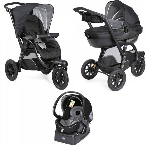 Chicco Trio Pack Poussette Chicc...