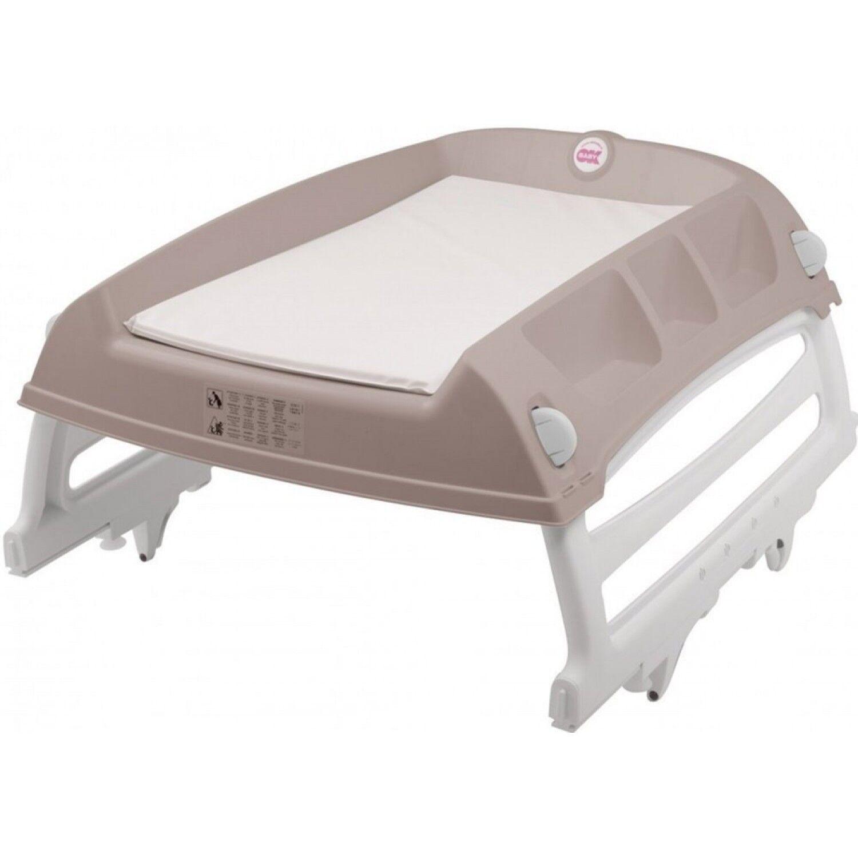Okbaby Babysun Nursery Table à Langer Matelas à Langer Flat