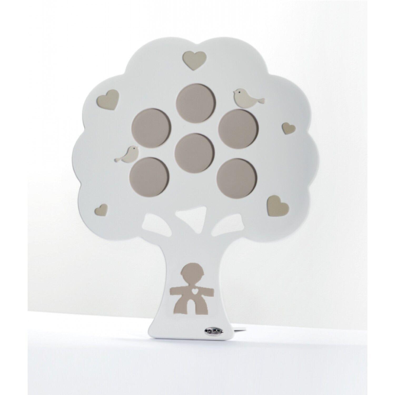 LeBebé Cadre Photo Bébé Tourterelle En Forme D'arbre LeBebé