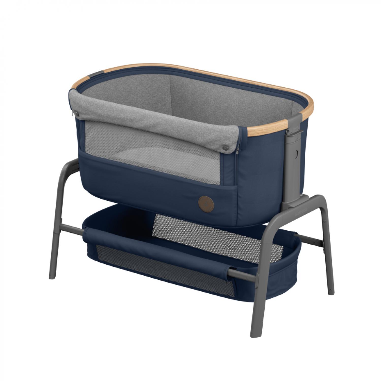 Maxi Cosi Lit de bébé Cosi Iora Essential bleu co-Sleeping Maxi