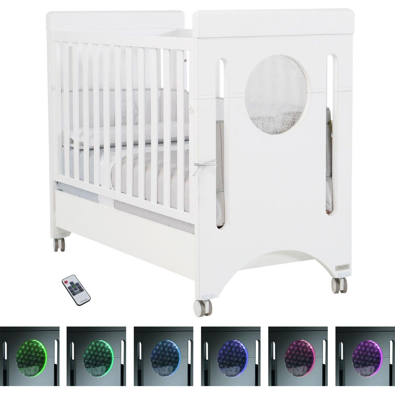 Micuna Lit blanc avec tiroir Micuna Baby Balance