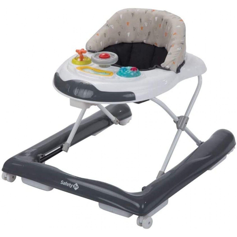 Safety 1st Trotteur pour bébé Bolid Warm Grey de Safety 1st