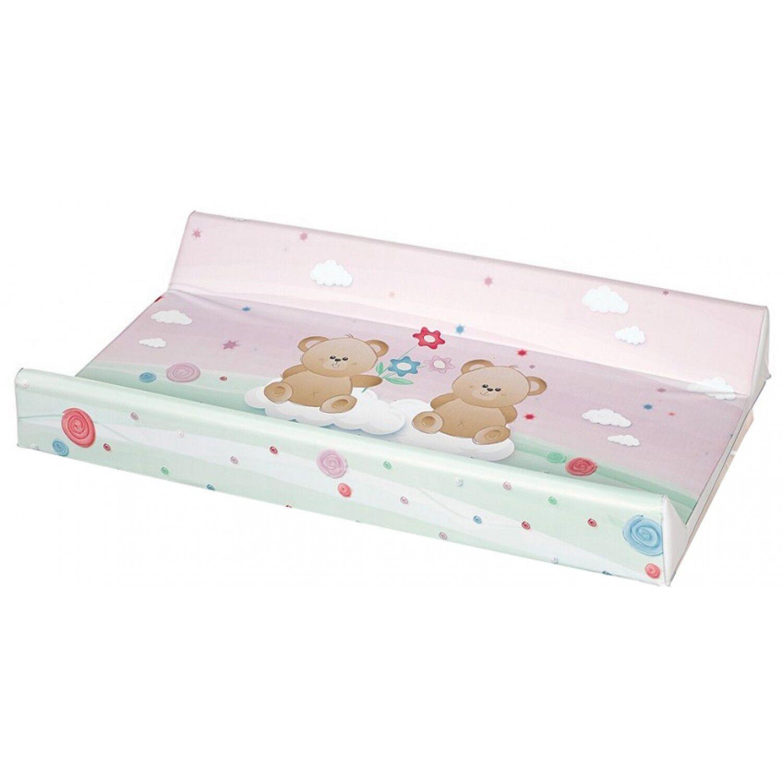 Brevi Etagère de bain bébé Brevi Practical Pink Bear