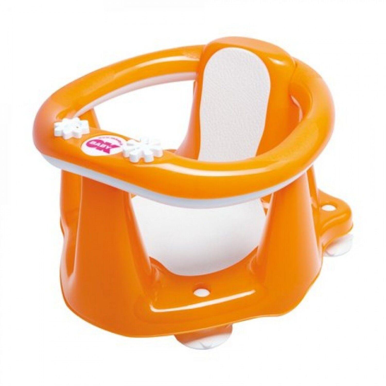 Okbaby Anneau De Bain Flipper Evolution Orange