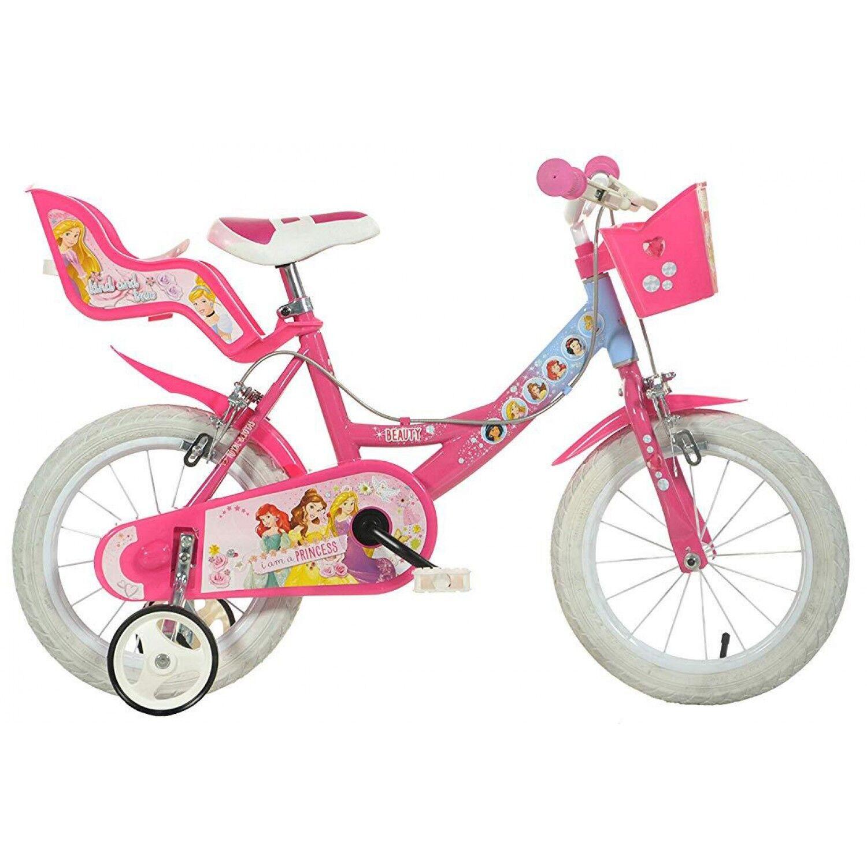 Dino Bikes Vélo Dino Bikes Disney Princesses 14 pouces