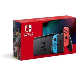 Nintendo Switch Joy Bleu Rouge - Publicité