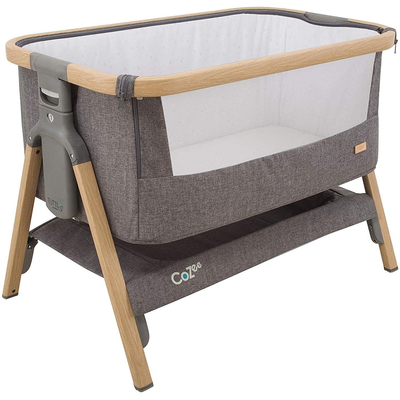 Tutti Bambini Lit bébé co-couchage All Babies Cozee Oak